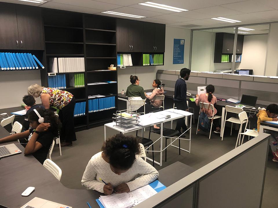 dr progress classroom 1