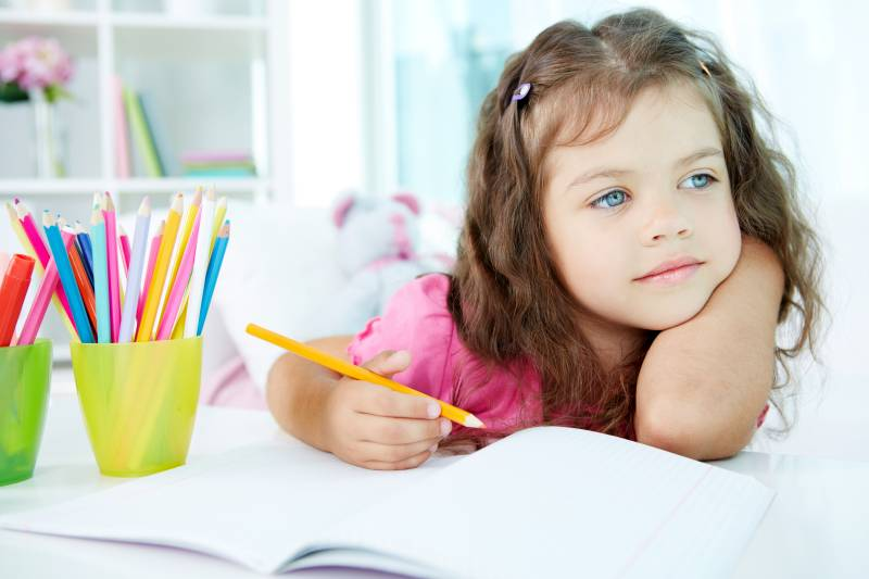 school tutoring student